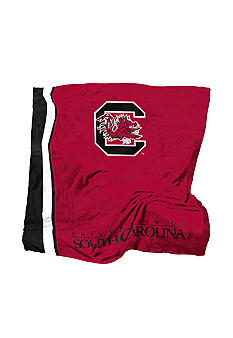 Logo South Carolina UltraSoft Blanket