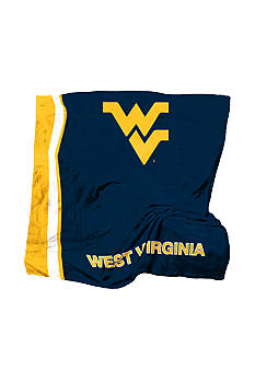 Logo West Virginia UltraSoft Blanket
