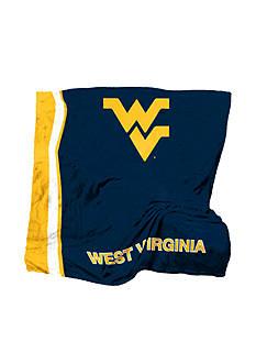 Logo West Virginia Mountaineers UltraSoft Blanket