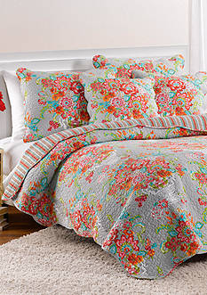 Ivy Hill Home BLISSFUL BOUQ FQ QUILT