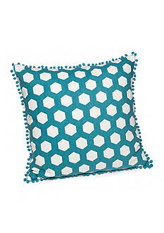 Ivy Hill Home Hexagon Decorative Pillow