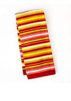 Fiesta Horizontal Stripe Kitchen Towels