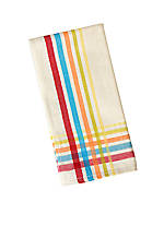 Plaid Multi-Colored Napkin 20-in. x 20-in.
