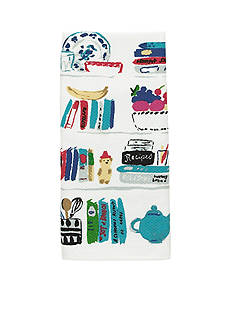 kate spade new york Cookbook Kitchen Towel