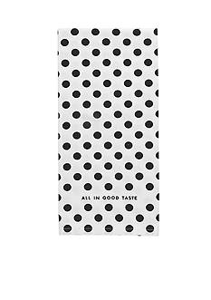 kate spade new york Le Pavilion All in Good Taste Kitchen Towel