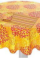 Fiesta® Calypso Floral Table Linens