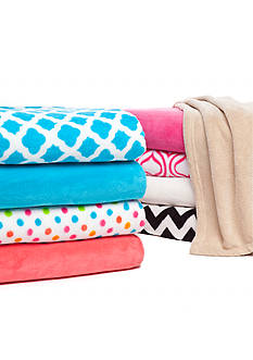 Home Accents® Super Plush Blanket