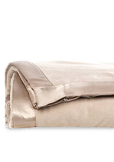 Home Accents FLEECE BLNK TAN KING