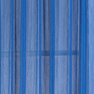 Fiesta® Decorations: Lapis Fiesta FIESTA 50 X 84 SHEER PANEL LAPIS