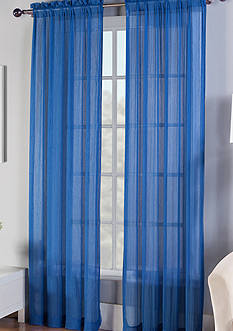 Fiesta FIESTA 50 X 84 SHEER PANEL LAPIS