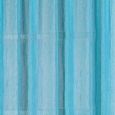 Organization Gifts: Turquoise Fiesta FIESTA 50 X 84 SHEER PANEL SUNFLOWER