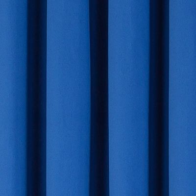 Solid Curtains: Lapis Fiesta FIESTA 50 X 95 COTTON PANEL SUNFLOWER