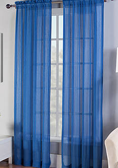 Fiesta FIESTA 50 X 95 SHEER PANEL LAPIS