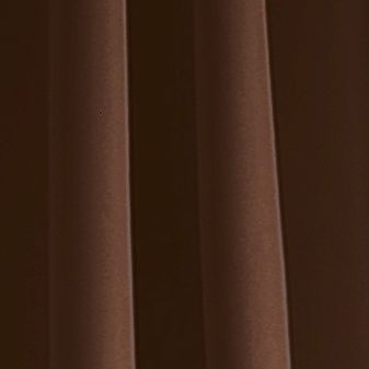 Outdoor Curtains: Chocolate Commonwealth Home Fashions GAZEBO SLD OUTDR GRMMT PNL BLUE 84IN