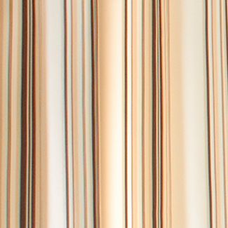 Patterned Curtains: Khaki Commonwealth Home Fashions GAZEBO STRIPE OUTDR GRMMT PNL RAINBOW 84IN