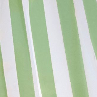 Patterned Curtains: Green Commonwealth Home Fashions ESCAPE STRP OUTDR GRMMT PNL KHAKI 84IN