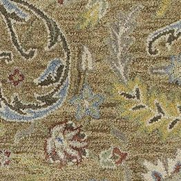 Discount Area Rugs: Gold Kaleen HELENA 4X6 DS