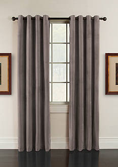Arlee Home Fashions Inc.™ Thermatec Luxor Velvet Blackout Grommet Panel