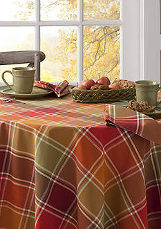 Arlee Home Fashions Inc.™ JADA PLAID 60X102