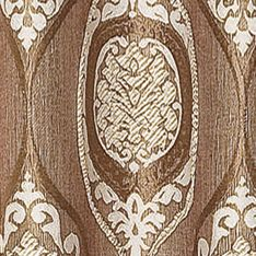 Patterned Curtains: Taupe Dainty Home MONACO 104X84 GROMMET PANEL PR SAGE