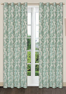 Dainty Home Pali Window Panel Pair