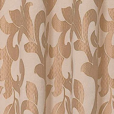 Patterned Curtains: Taupe Dainty Home PALI 108X84 GROMMET PANEL PR TAUPE