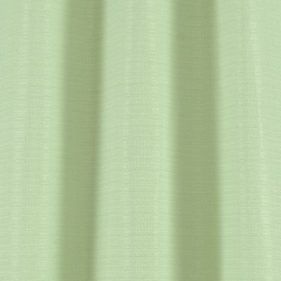 Solid Curtains: Seafoam Dainty Home Blended Silk Window Panel Pair