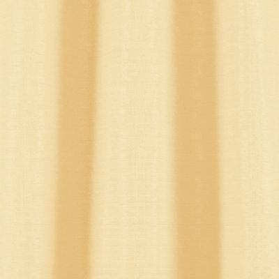 Solid Curtains: Banana Yellow Dainty Home BLENDED SILK PANEL PR 76X84 SFOAM