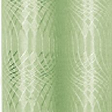 Patterned Curtains: Green Dainty Home HELEN 110X84 GROMMET PANEL PR TPE