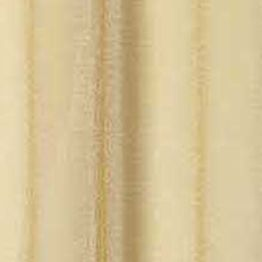 Solid Curtains: Beige Dainty Home Malibu Sheer Window Panel Pair