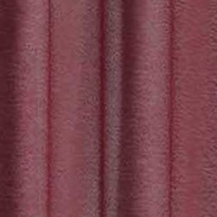 Solid Curtains: Burgundy Dainty Home Malibu Sheer Window Panel Pair