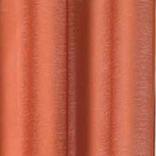 Solid Curtains: Spice Dainty Home MALIBU SHEER PANEL PR COFFEE 108X84
