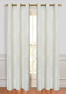 Dainty Home Metropolitan Window Panel Pair
