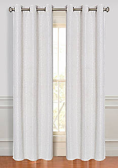 Dainty Home Miranda Window Panel Pair