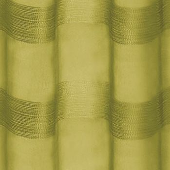 Patterned Curtains: Celery Dainty Home PARISIENNE 76X84 SILVER