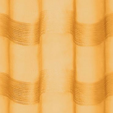 Patterned Curtains: Gold Dainty Home PARISIENNE 76X84 SILVER