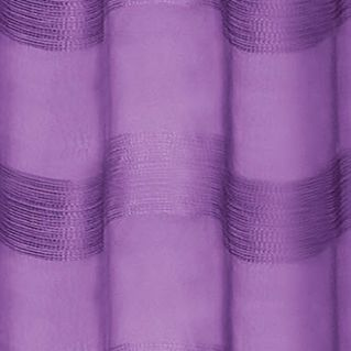 Patterned Curtains: Plum Dainty Home PARISIENNE 76X84 SILVER