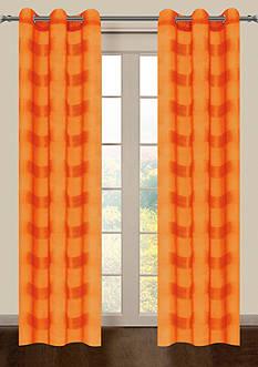 Dainty Home Parisienne Window Panel Pair