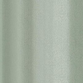 Solid Curtains: Sage Dainty Home STRIATED 76X84 FOAMBACK PANEL PR SILVER
