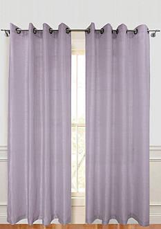 Dainty Home Versailles Window Panel Pair