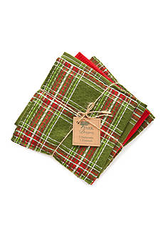 Park Designs Wintergreen Dish Towel Set