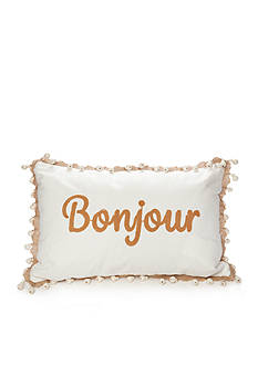 Elise & James Home™ Bonjour Pillow
