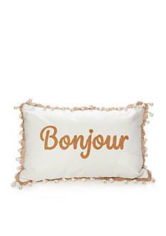 Elise & James Home™ Bonjour Pillow