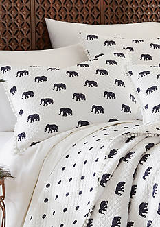Elise & James Home™ ERNEST ELEPHANT STD SHAM 20X26