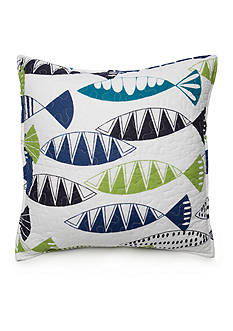 Elise & James Home™ Fish Pond Decorative Pillow
