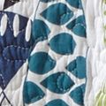Coastal Decor: Multi Elise & James Home™ Fish Pond Decorative Pillow