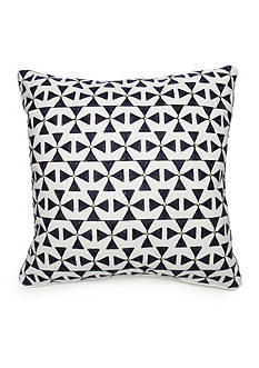 Elise & James Home™ Geometric Crewel Stitch Decorative Pillow
