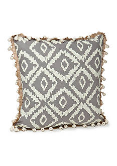 Elise & James Home™ Ikat Diamond Decorative Pillow