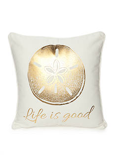 Elise & James Home™ Life is Good Decorative Pillows