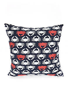 Elise & James Home™ Mini Crabs Decorative Pillow